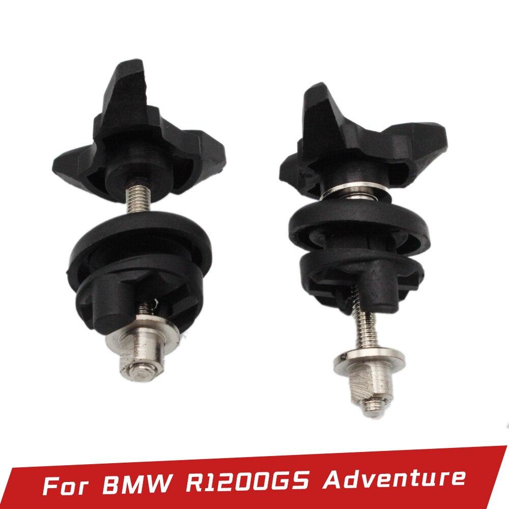 R1200GS ADV Windshield Lock Adjustment Screw WindScreen Mount Clip Clamp Bolt for BMW GS1200 R 1200 GS Adventure 2004-2016