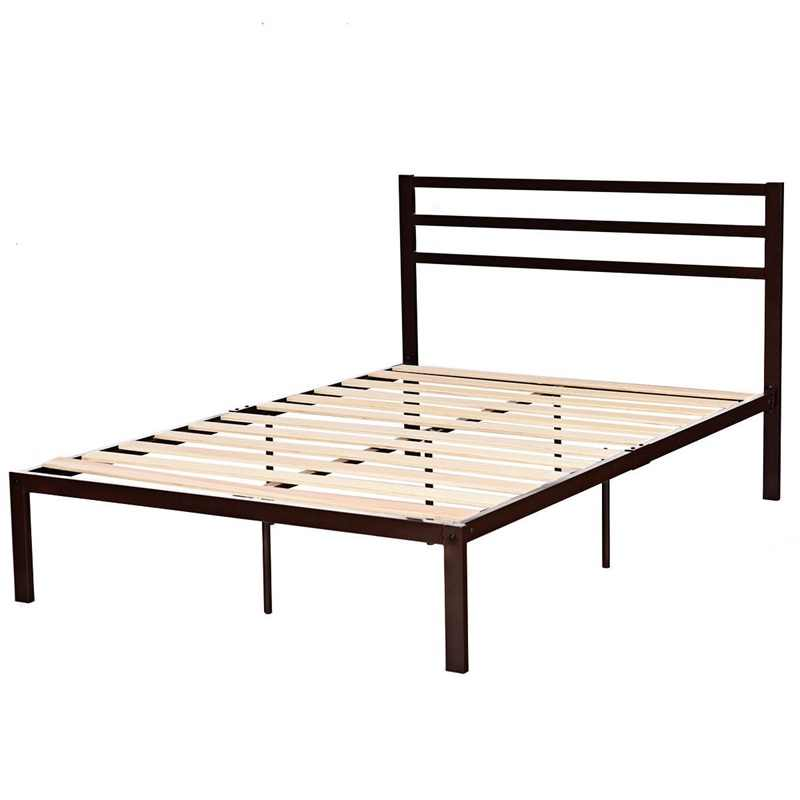 Mordern Full Size Steel Bed Frame With