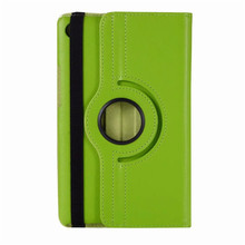 все цены на Lichee Rotating Case for HuaWei M5 8.4 8.4inch Case Tablet Back PU Cover Protective Skin онлайн