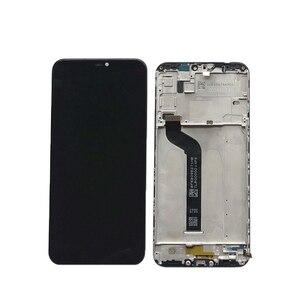 Image 5 - Xiaomi redmi 6 cep telefonu lcd + çerçeve Redmi 6 pro ekran 6A dokunmatik ekran Digitizer meclisi parçaları LCD ekran onarım