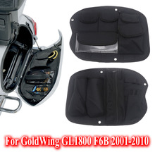 Case Organizer Motorcycle Bags Bag-Tool Trunk GL1800 Gold Wing Honda for Lid F6B 2003
