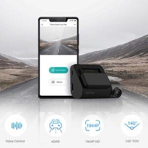 Image 2 - Видеорегистратор автомобильный 70mai Pro, Full HD дисплей 1944P, фиксация скорости и координат GPS, функции ADAS, приложение для мобильного телефона, WiFi, парковочный монитор, голосовое управление