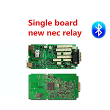 NEW OBD ADAPTER WOW SNOOPER V5.008.R2 Bluetooth NEC Relays Better Than TCS CDP PRO Plus MVDiag For Cars&Trucks diagnostic tool цена в Москве и Питере