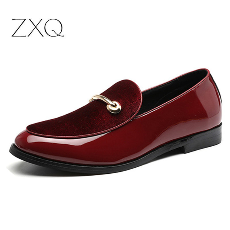 Men Shoes Luxury Brand Causal Men Loafers Suede Leather Flats Shoes Men Casual Moccasins Slip On Loafers Men Driving Party Shoes