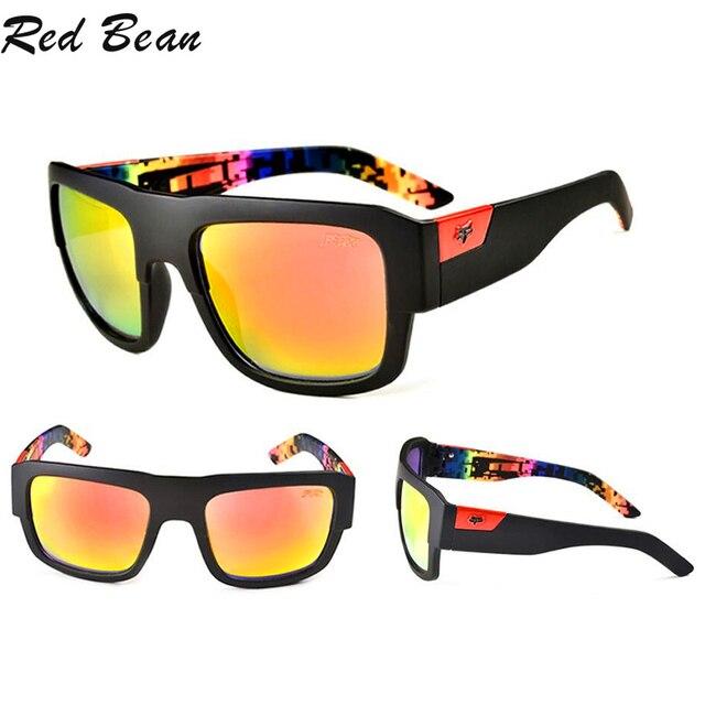 Фото солнцезащитные очки uv 400 мужские спортивные зеркальные для цена
