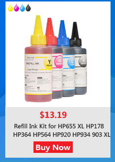 HP655 refill ink