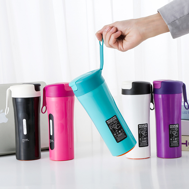 New Style Portable Insulated Stainless Steel Bottle Outdoor Sports Car Cup Creative Inverted Cup Supply of Goods|Sports Bottles| |  - title=