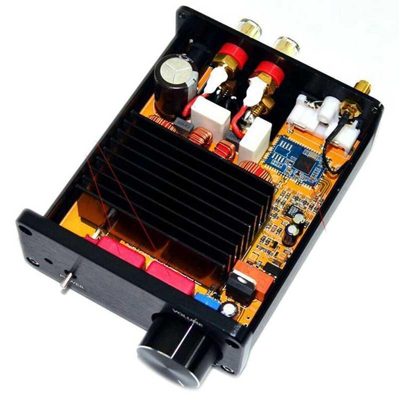 AMS-מיני Tda7498 2.0 ערוץ Bluetooth 5.0 Csr8675 Hifi Class D מגבר דיגיטלי אודיו מגבר 100W + 100W