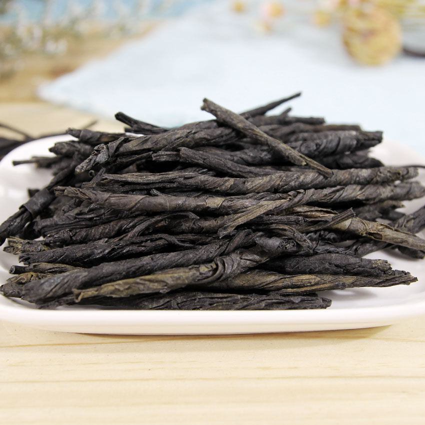 Big Leaf Kuding Herbal Tea Preventing Obesity And Asthma, Ku Ding Delaying Aging