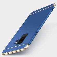 Caixa Do Telefone de luxo Para Samsung Galaxy S20 Ultra S8 S9 S10 Plus S10E J4 J6 Plus J8 2018 A51 A71 A10 A01 A31 A41 Casos Cobrir Sacos