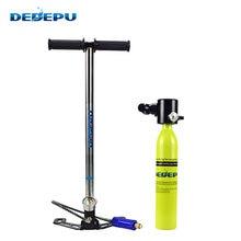 Dedepu 05 для кислородных баллонов взрослый плавательный оборудование