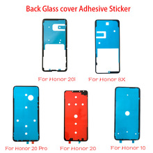 2Pcs Adhesive Sticker Back Housing Battery Cover Glue Tape For Huawei Honor 9 10