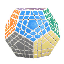 SS 5x5x5 Megaminx Professional Magicco Cube Speed Cubes Puzzle Neo Cubo  Magico Sticker Adult Anti-stress Toys For Children