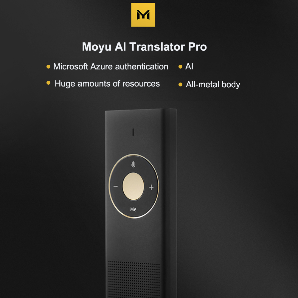 Artificial Intelligence Voice Translator pro