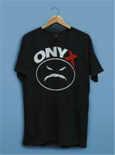 New Onyx Logo Rap Hip Hop Logo White Black Men'S Usa Size S To 3Xl T-Shirt En2 Harajuku Tee Shirt(China)