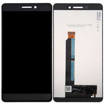 1Pcs High quality For Nokia 6 (Second Generation) LCD Screen and Digitizer Full Assembly