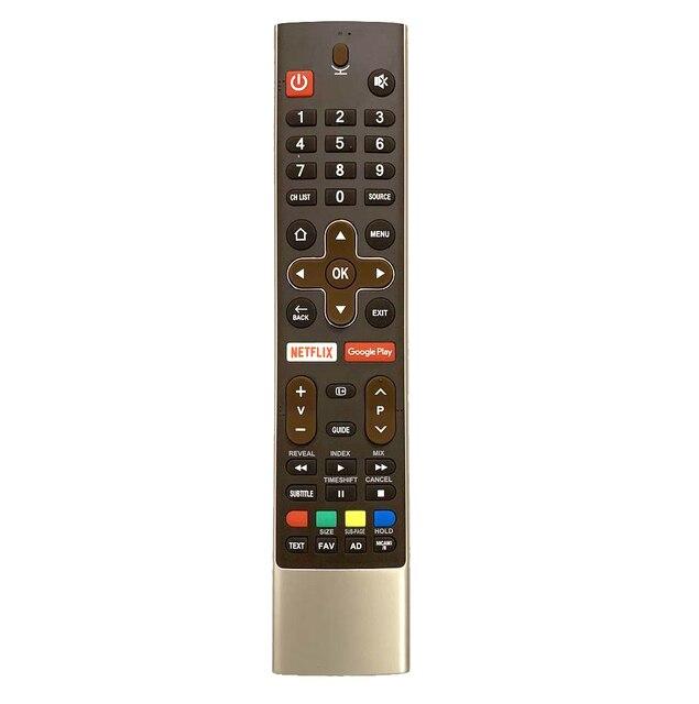חדש מקורי HS 7700J HS 7701J עבור Skyworth LCD LED 4K טלוויזיה 50G2A קול שלט רחוק עם נטפליקס Google לשחק Apps