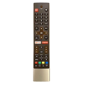 Image 1 - New Original HS 7700J HS 7701J For Skyworth LCD LED 4K TV 50G2A Voice Remote Control With Netflix Google Play Apps