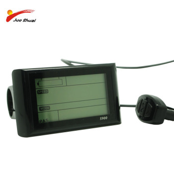 36V/48V Electric Bike Kit with S900 Display  Electric Bike Controller with LCD Display Bicycle Motor Scooter Controller