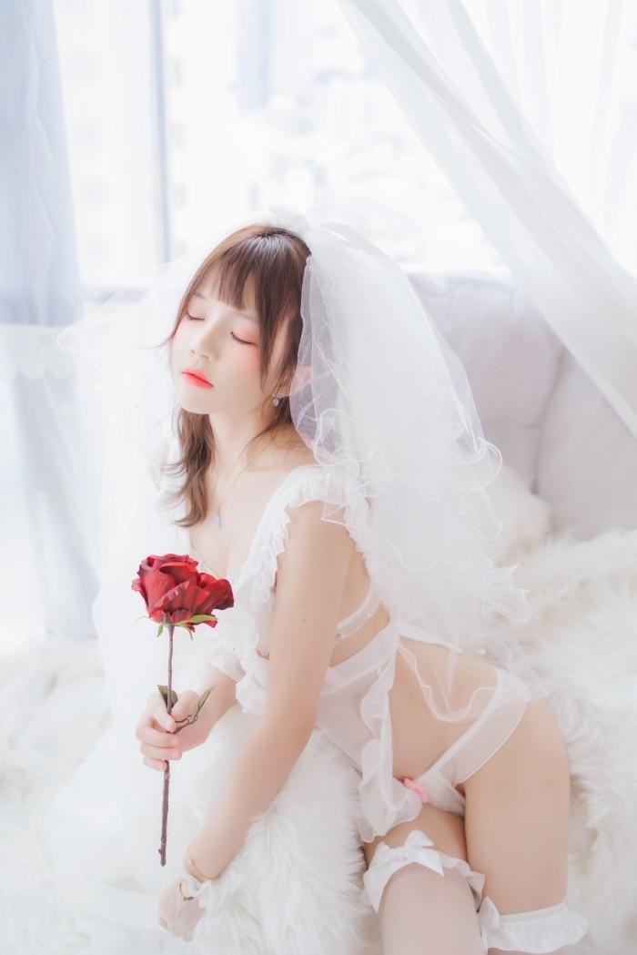 ★微博红人★桜桃喵-cos轻纱 [33P/370MB]