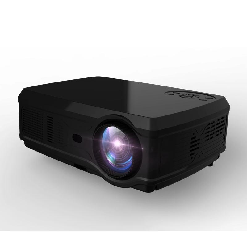 Full HD Android Projektor 3D 3000 Lumen Drahtlose Wifi Bluetooth 1920*1080P LED Video Beamer HDMI 4K 1G + 8G Home Cinema
