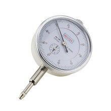 Indicateur à cadran de précision 0.01mm, instrument de mesure, indicateur à cadran 0-10mm