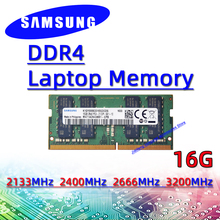 Laptop Memory 2400mhz Ddr4 16gb Samsung 2666mhz Pc4-2133p 3200AA