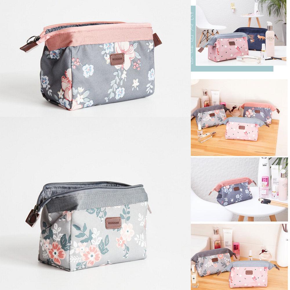 Cosmetics Storage BagWomen's Fashion Cosmetic Makeup Case Bag Case Bag Storage Bag Fashionable Makeup Waterproof Bag