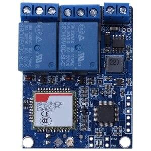 Image 5 - Tin Nhắn Sms Gsm Công Tắc Điều Khiển Từ Xa Sim800C Stm32F103C8T6 Module Relay 2 Kênh Cho Nhà Kính Máy Bơm Oxy