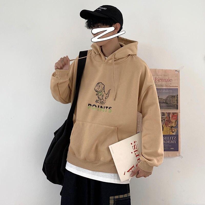 Privathinker Funny Printed Men Hoodies 2020 Autumn New Men's Hooded Sweatshirts 4 Colors Man Streetwear Casual Pullovers