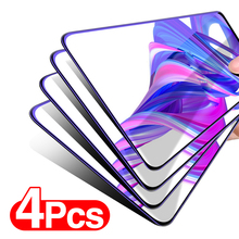4PCS Tempered Glass on For Samsung Galaxy A50 A51 A71 Protective Glass For Samsung A50S A40S A30S A90 A20E Screen Protector Film