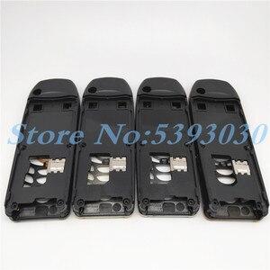 Image 2 - 10 sztuk dla Nokia 6310 pokrywy skrzynka obudowa 6310i drzwi baterii środkowa rama pokrywa przednia część zamienna nie telefon klawiatura + Logo