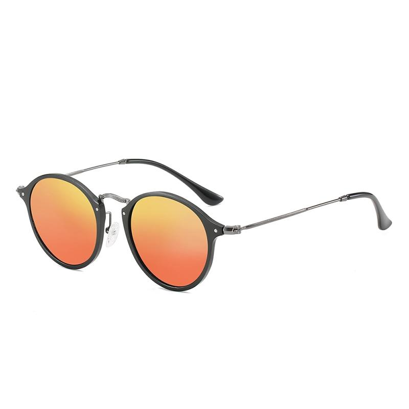 Hcaafc3fceb5849ccbdec786e813c933cR BARCUR Aluminum Vintage Sunglasses for Men Round Sunglasses Men Retro Glasses Male Famle Sun glasses retro oculos masculino