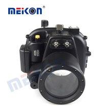 לצלילה מצלמה עבור Canon EOS 550D/600D עמיד למים 40M מים ספורט שחייה נסחף גלישה מצלמה מגן מקרה תיק 1pc