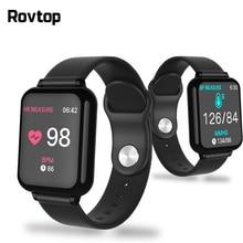 B57 Smart Uhr Wasserdicht Smart Wriatband Herz Rate Blutdruck Sauerstoff Überwachung Smartband Smartwatch Smart Armband CY05