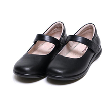 Kalupao Uniforms School Shoes Girls Leather Oxfords Black Dr