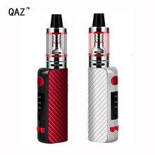QAZ Electronic Cigarette Mini 80W Adjustable vape mod box kit 1600mah battery 2.