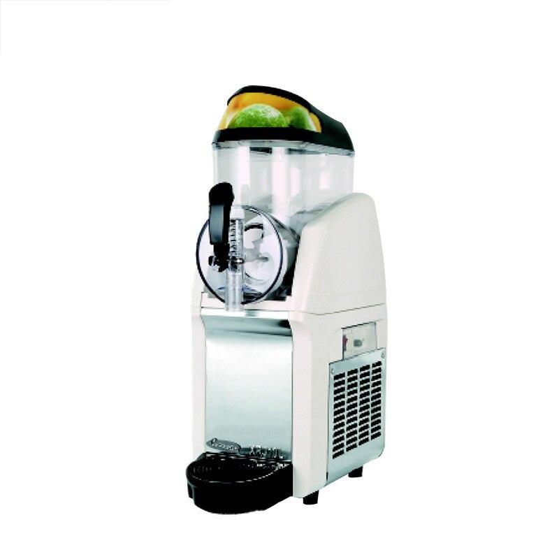 Cold Drink Machine Single Cylinder Self-mixing Snow Melting Cold Drink Machine Commercial Snow Mud Machine Sand Ice Machine