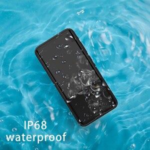 Image 2 - Водонепроницаемый чехол для дайвинга IP68 для Samsung Galaxy S20 S10 Note 10 Plus, чехол для плавания, Пыленепроницаемый Чехол с полным покрытием для Samsung S20 Ultra, чехол