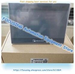 7 дюймов Сенсорный экран Панель HMI ET070 MT4414T MT4434T MT4434TE TK6071IQ TK6071IP