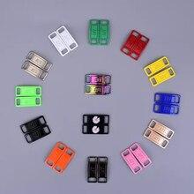 AF1 Shoelaces Buckle-Accessories Sneaker-Kits Metal DIY 2pcs/Pair