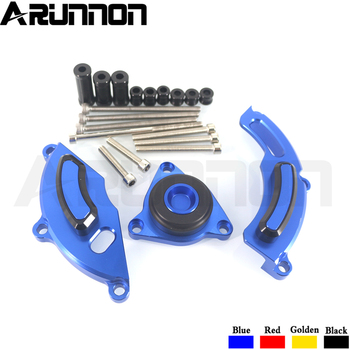 For YAMAHA YZFR15 YZF-R15 YZF R15 2015 2016 2017 Motorcycle Accessories Left Right Engine Guard Side Cover Crash Protectors