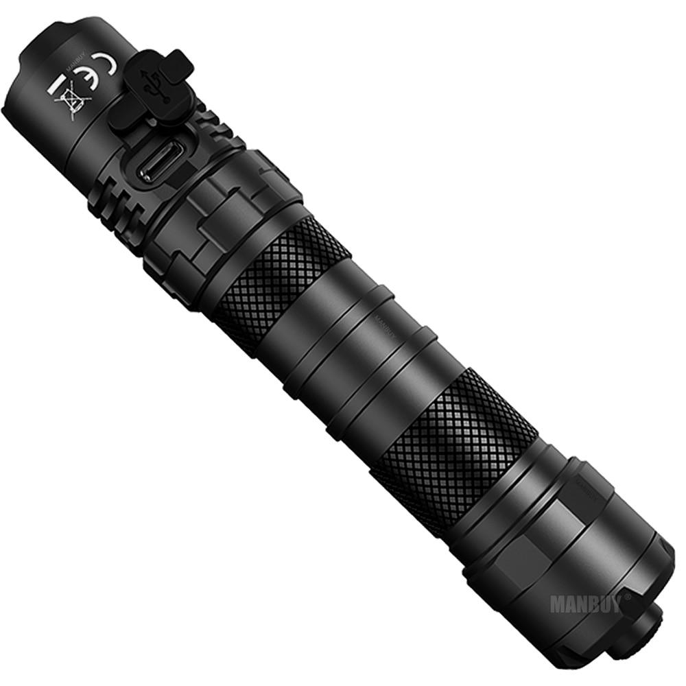 nitecore lanterna de led recarregavel p10i lanterna 01