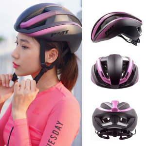 Image 2 - PMT New Bicycle Helmet Integrally molded Cycling Helmet Breathable Road Mountain MTB Bike Helmet