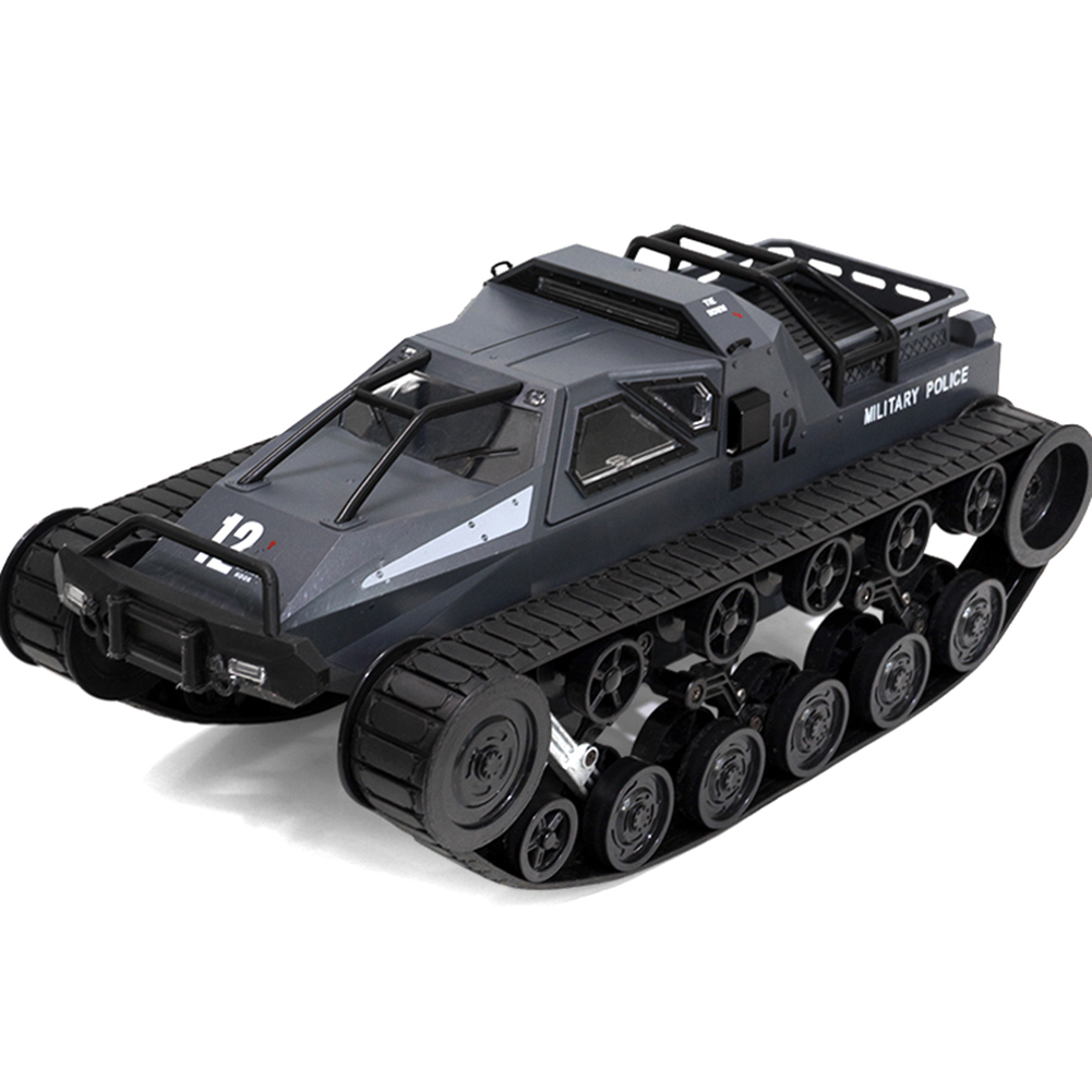 1/12 2.4G Drift RC Tank Car Proportional High Speed Full Control Vehicle Model Toy DC156