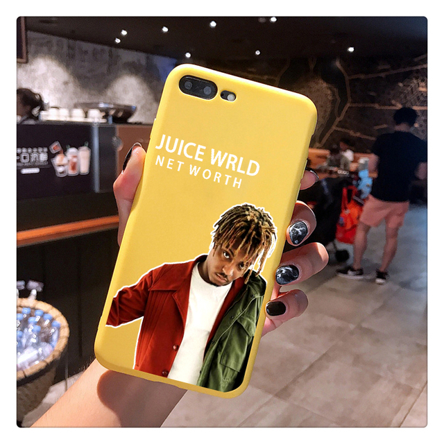 JUICE WRLD IPHONE CASE (19 VARIAN)