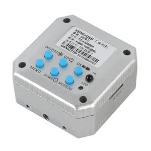 Image 3 - Professionnel numérique HD 30MP 1080P 60FPS USB HDMI industriel vidéo Microscope caméra SD carte enregistreur de stockage + télécommande IR