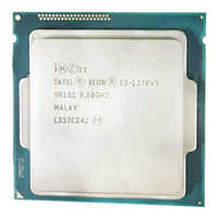 Intel Xeon E3-1270 V3 3.5GHz LGA1150 8MB Quad Core CPU Processor E3 1270 V3 SR151
