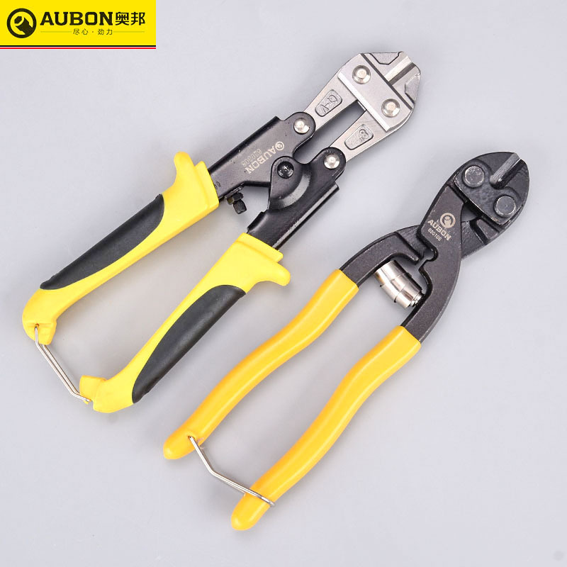 Bolt Cutters Manufacturers Wholesale Mini Bolt Cutters 8-Inch Mini Bolt Cutters Reinforced Scissors