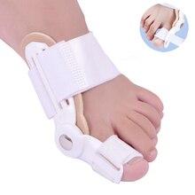 1pcs Big Bone Toe Bunion Splint Straightener Corre
